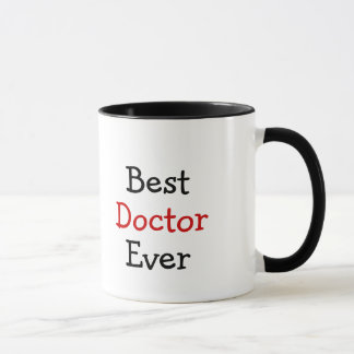 Best doctor ever mug