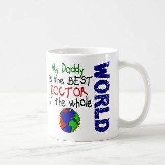 Best Doctor In World 2 (Daddy) Classic White Coffee Mug