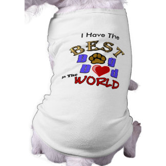 Best Dog Dad in the World Gifts - Father's Day T-Shirt