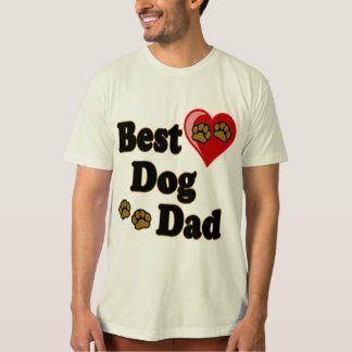 Best Dog Dad Merchandise T-Shirt