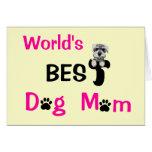 Best Dog Mom Cards