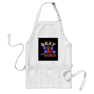 Best Dog Mom in the World Apron