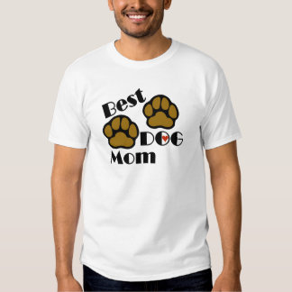 Best Dog Mom T-Shirts and Gifts