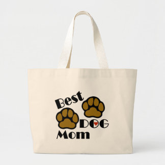 Best Dog Mom Tote Bags