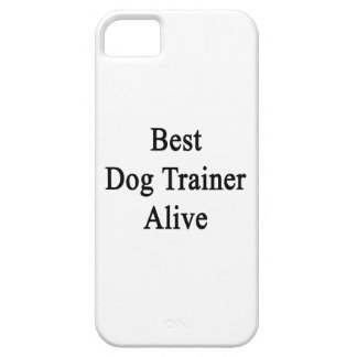 Best Dog Trainer Alive iPhone 5 Cases