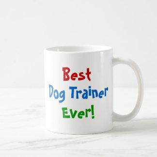 Best Dog Trainer Ever Classic White Coffee Mug