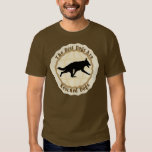 Best Dogs Are Rescued - German Shepherd Dog Tshirts
