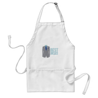 Best Dressed Adult Apron