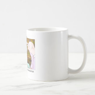 Best-Dressed Cactus Funny Gifts & Collectibles Classic White Coffee Mug