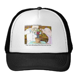 Best-Dressed Cactus Funny Gifts & Collectibles Trucker Hat