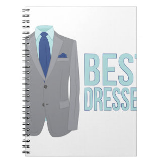 Best Dressed Notebook