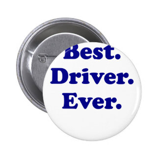 Best Driver Ever Button