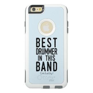 Best Drummer (probably) (blk) OtterBox iPhone 6/6s Plus Case
