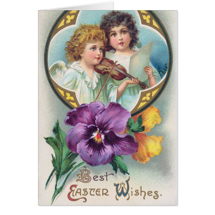Best Easter Wishes Greeting Card