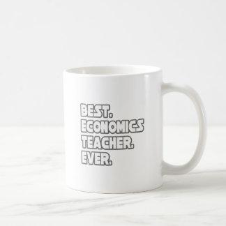 Best Economics Teacher Ever Coffee Mug