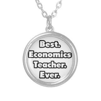 Best. Economics Teacher. Ever. Necklaces