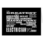Best Electricians : Greatest Electrician Card