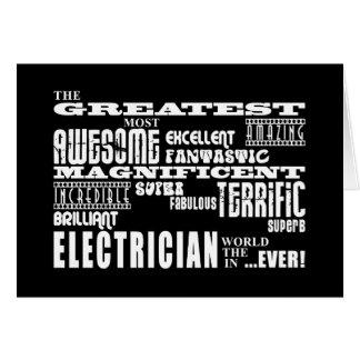 Best Electricians : Greatest Electrician Card