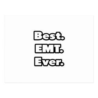 Best EMT Ever Post Card