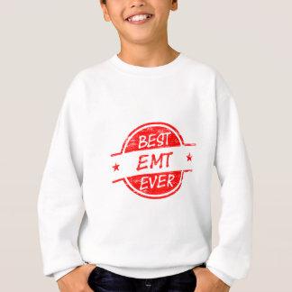 Best EMT Ever Red Sweatshirt
