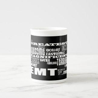 Best EMTs Birthdays : Greatest EMT Porcelain Mugs