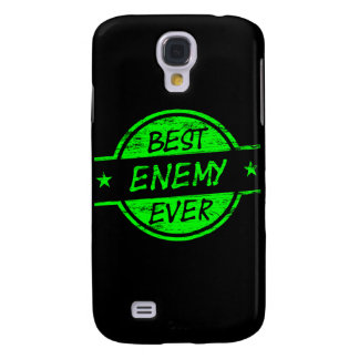 Best Enemy Ever Green Galaxy S4 Case