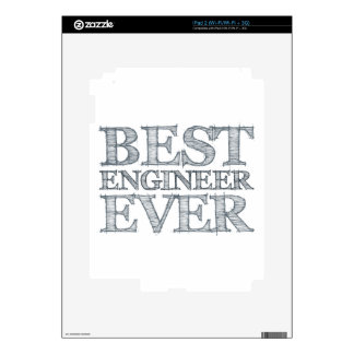 Best Engineer Ever Skins For The iPad 2