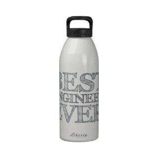 Best Engineer Ever Drinking Bottle
