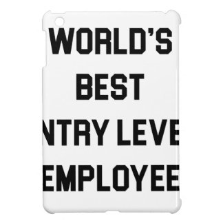 Best Entry Level Employee iPad Mini Covers