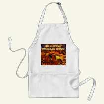 Best Ever Witches Brew Apron Halloween Autumn