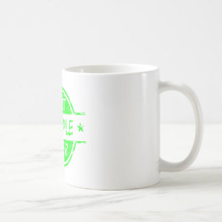 Best Example Ever Green Coffee Mug