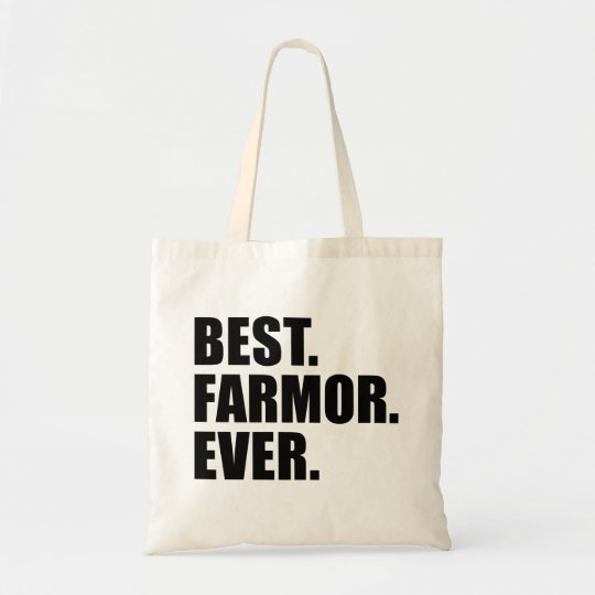 Best Farmor Ever Swedish Grandmother Tote Bag