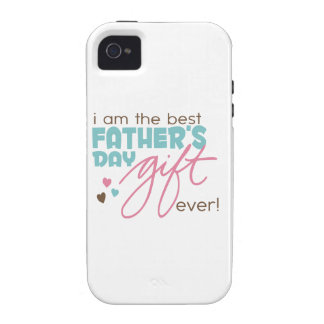 Best Fathers Day Gift Vibe iPhone 4 Cases