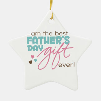 Best Fathers Day Gift Christmas Ornaments