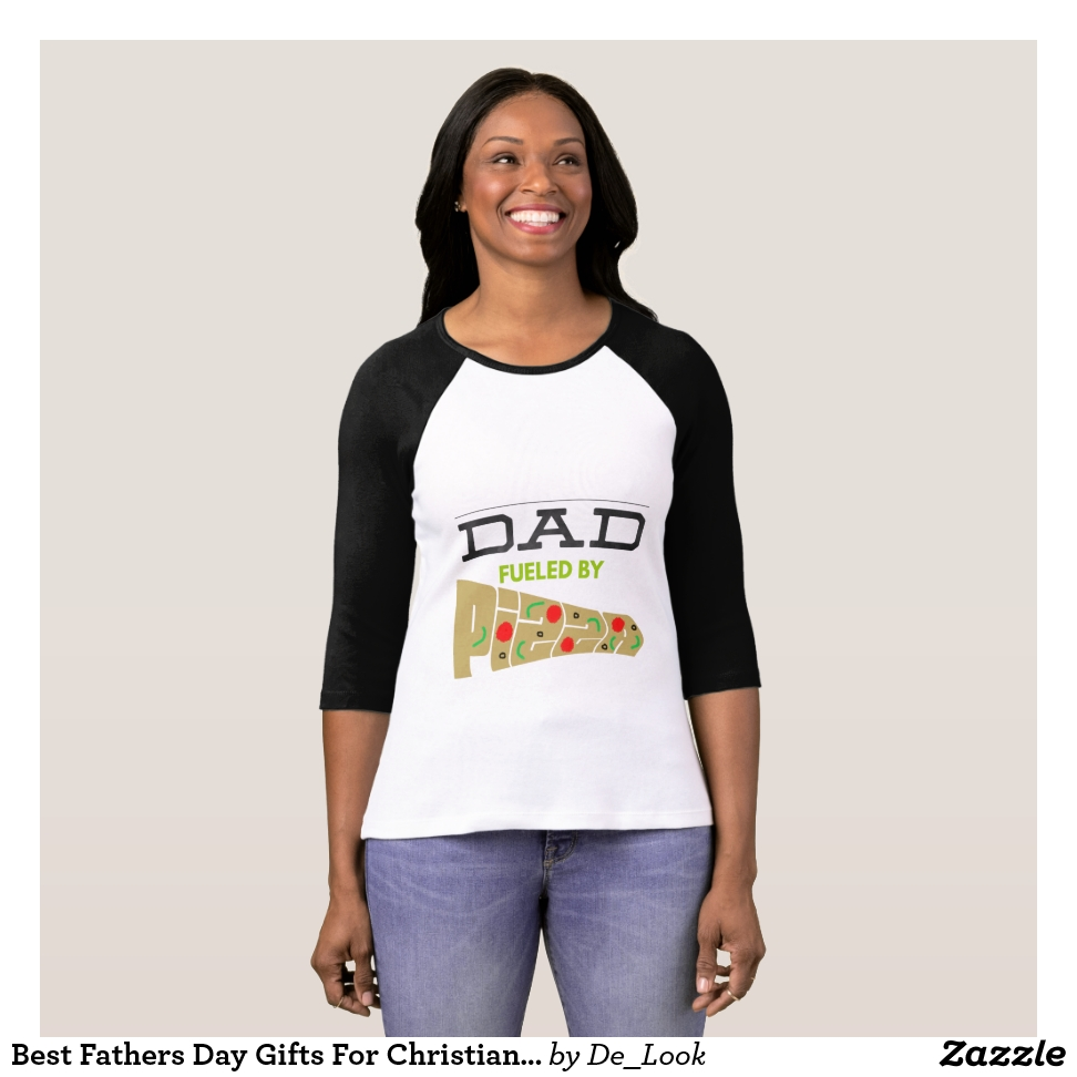 Best Fathers Day Gifts For Christian Dad T-Shirt - Best Selling Long-Sleeve Street Fashion Shirt Designs