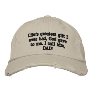 40d7861a739 Best Father s Day Hat Ever!
