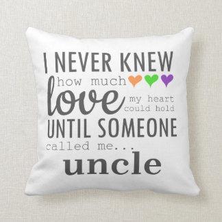 Best Favorite Uncle Pillow
