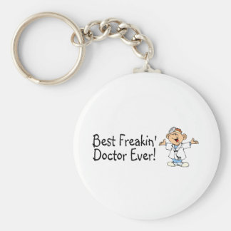 Best Feakin Doctor Ever Keychain