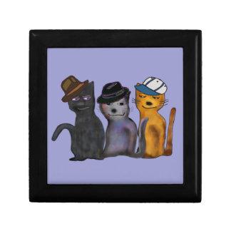 Best Feline Friends Jewelry Box