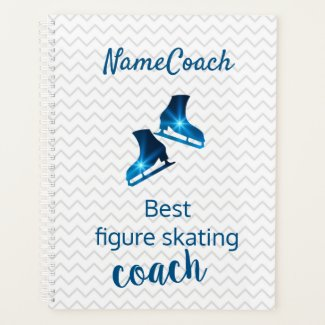 Best figure skating coach planner - blue star