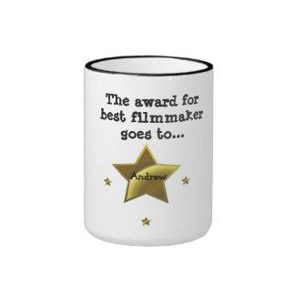 Best Filmmaker Award: Andrew Ringer Coffee Mug
