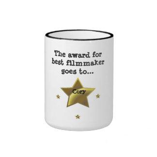 Best Filmmaker Award: Cory Ringer Coffee Mug