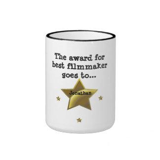 Best Filmmaker Award: Jonathan Ringer Coffee Mug