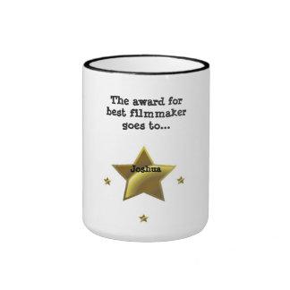 Best Filmmaker Award: Joshua Ringer Coffee Mug