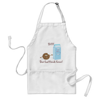 Best Food Friends Forever Apron