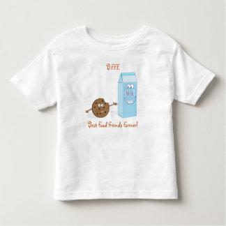Best Food Friends Forever Kids T-Shirt