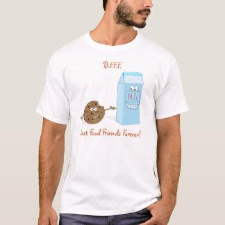 Best Food Friends Forever Men's T-Shirt