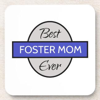 Best Foster Mom Ever Beverage Coaster