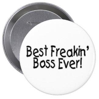 Best Freakin Boss Ever Pins