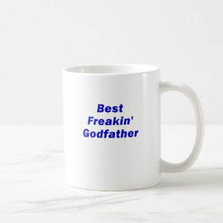 Best Freakin Godfather Mug